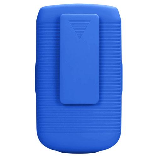 For-BlackBerry-Torch-9800-Hard-Matte-Holster-Belt-Clip-2-Piece-Case-Phone-Cover miniature 3