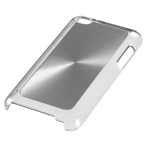 For-Apple-iPod-Touch-4th-Gen-Aluminum-Armor-Cosmo-Slim-Hard-Case-Phone-Cover miniatuur 24