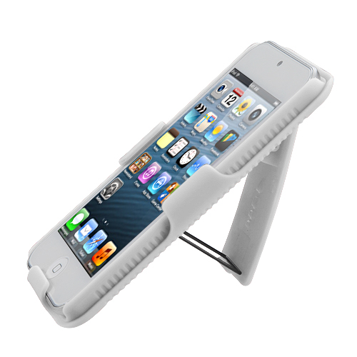 For-Apple-iPod-Touch-5th-6th-Gen-Hard-Matte-Holster-Belt-Clip-2-Piece-Case-Cover miniature 19