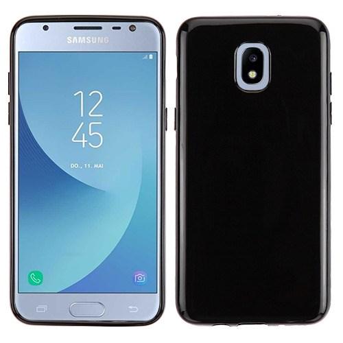 wholesale dealer 95795 14998 Samsung Galaxy J3 Achieve - Glossy Jet Black Case Cover