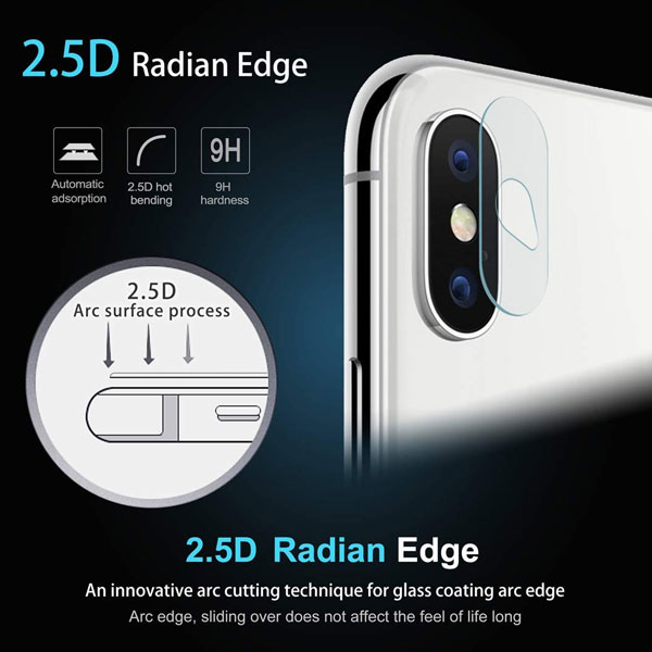 Tempered-Glass-Screen-Protector-Back-Camera-Rear-For-iPhone-XS-Max-XR-X-8-7-Plus thumbnail 68