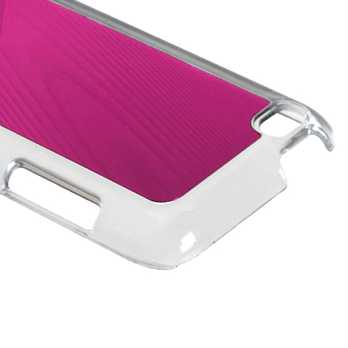 For-Apple-iPod-Touch-4th-Gen-Aluminum-Armor-Cosmo-Slim-Hard-Case-Phone-Cover miniatuur 13