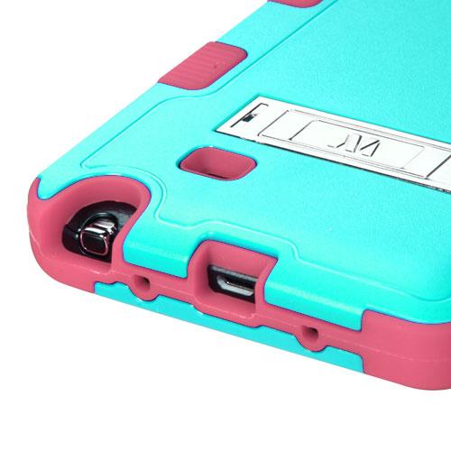 For-Samsung-Galaxy-Note-Edge-Hybrid-TUFF-IMPACT-Phone-Case-Hard-Rugged-Cover thumbnail 24