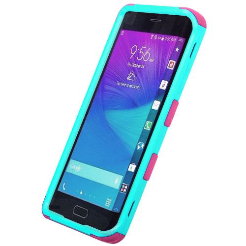 For-Samsung-Galaxy-Note-Edge-Hybrid-TUFF-IMPACT-Phone-Case-Hard-Rugged-Cover thumbnail 28
