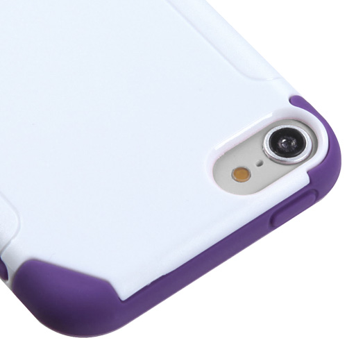 For-Apple-iPod-Touch-5th-6th-Gen-Hybrid-2-Piece-Hard-Soft-Case-Phone-Cover-Skin miniature 27
