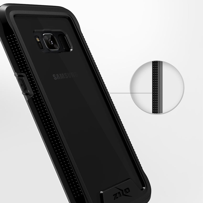 For-Samsung-Galaxy-S8-Plus-ZIZO-ION-Case-Tempered-Glass-Tough-Armor-Hard-Cover