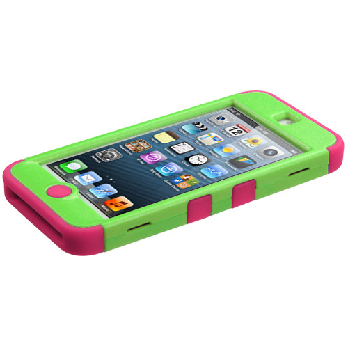 For-Apple-iPod-Touch-5th-6th-Gen-Hybrid-TUFF-IMPACT-Phone-Case-Hard-Rugged-Cover thumbnail 195