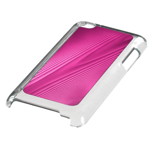 For-Apple-iPod-Touch-4th-Gen-Aluminum-Armor-Cosmo-Slim-Hard-Case-Phone-Cover miniatuur 11