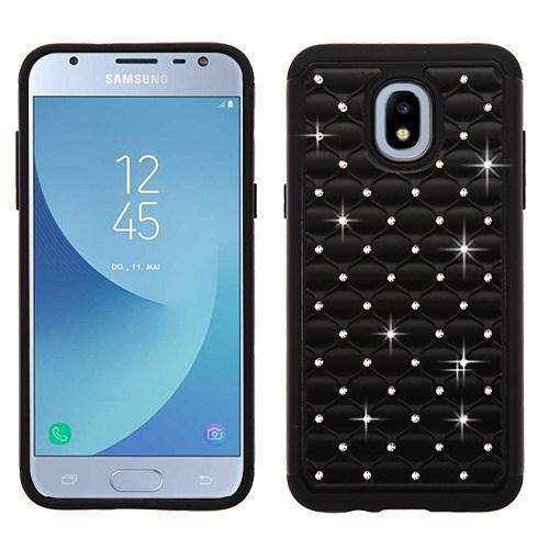 Samsung Galaxy Amp Prime 3 - Black FullStar Case Cover