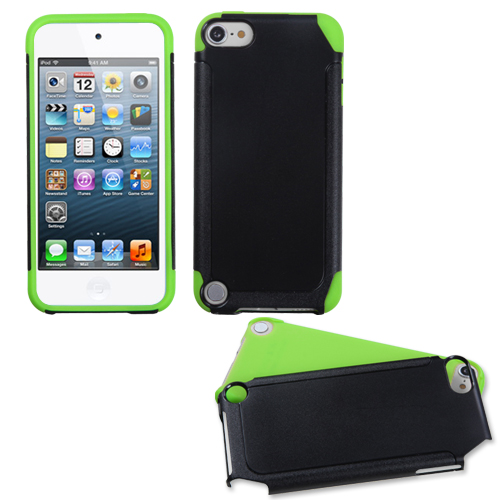 For-Apple-iPod-Touch-5th-6th-Gen-Hybrid-2-Piece-Hard-Soft-Case-Phone-Cover-Skin miniature 4