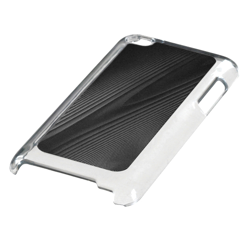 For-Apple-iPod-Touch-4th-Gen-Aluminum-Armor-Cosmo-Slim-Hard-Case-Phone-Cover miniatuur 4