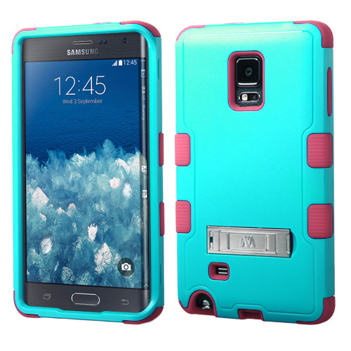 For-Samsung-Galaxy-Note-Edge-Hybrid-TUFF-IMPACT-Phone-Case-Hard-Rugged-Cover thumbnail 21