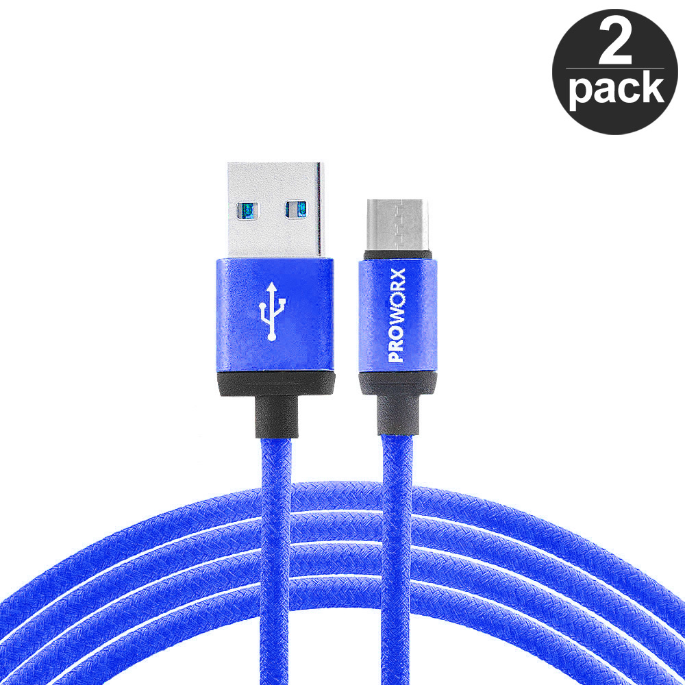 2X-USB-Type-C-Cable-10FT-Long-Charging-Charger-10-Feet-For-Type-C-Devices-Phones thumbnail 14