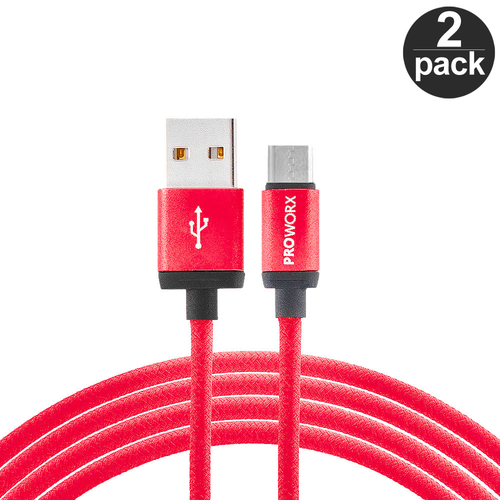 USB-Type-C-Cable-6FT-Long-Charging-Charger-2-PACK-For-USB-C-Phones thumbnail 62