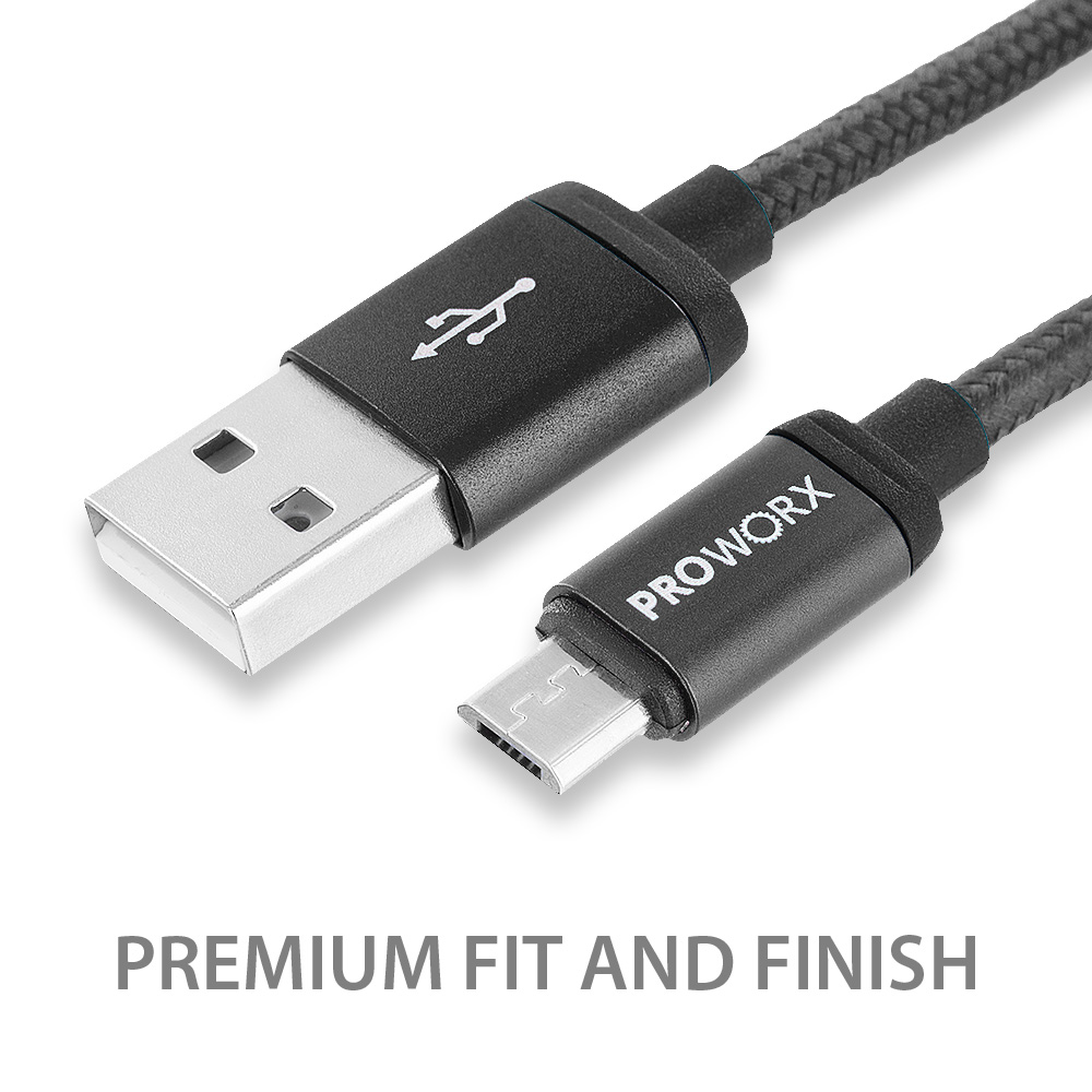 3X-High-Speed-6ft-Micro-USB-Charging-Charger-Cable-for-Cell-Phones thumbnail 11