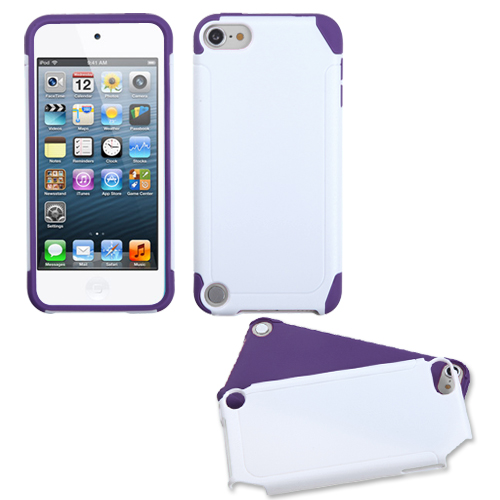 For-Apple-iPod-Touch-5th-6th-Gen-Hybrid-2-Piece-Hard-Soft-Case-Phone-Cover-Skin miniature 28