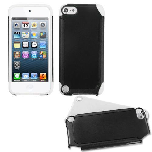 For-Apple-iPod-Touch-5th-6th-Gen-Hybrid-2-Piece-Hard-Soft-Case-Phone-Cover-Skin miniature 10