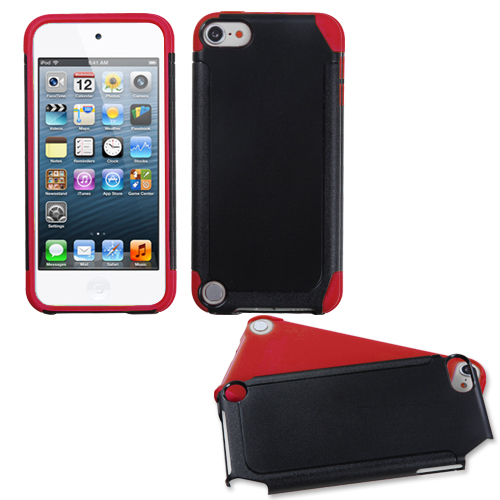 For-Apple-iPod-Touch-5th-6th-Gen-Hybrid-2-Piece-Hard-Soft-Case-Phone-Cover-Skin miniature 7