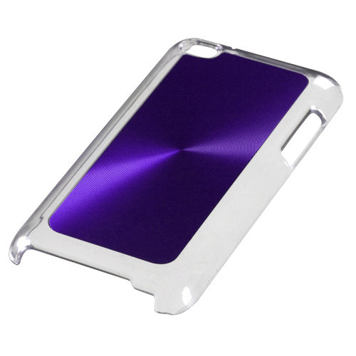 For-Apple-iPod-Touch-4th-Gen-Aluminum-Armor-Cosmo-Slim-Hard-Case-Phone-Cover miniatuur 15