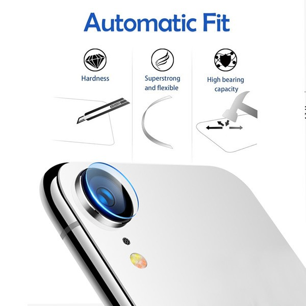 Tempered-Glass-Screen-Protector-Back-Camera-Rear-For-iPhone-XS-Max-XR-X-8-7-Plus thumbnail 49