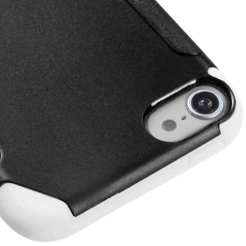 For-Apple-iPod-Touch-5th-6th-Gen-Hybrid-2-Piece-Hard-Soft-Case-Phone-Cover-Skin miniature 9