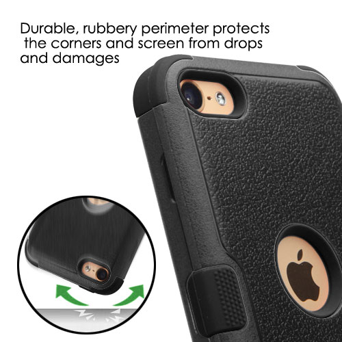 For-Apple-iPod-Touch-5th-6th-Gen-Hybrid-TUFF-IMPACT-Phone-Case-Hard-Rugged-Cover thumbnail 142