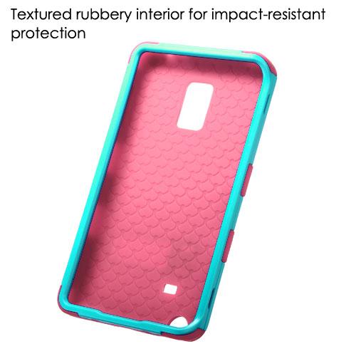 For-Samsung-Galaxy-Note-Edge-Hybrid-TUFF-IMPACT-Phone-Case-Hard-Rugged-Cover thumbnail 26