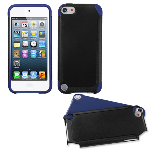 For-Apple-iPod-Touch-5th-6th-Gen-Hybrid-2-Piece-Hard-Soft-Case-Phone-Cover-Skin miniature 16