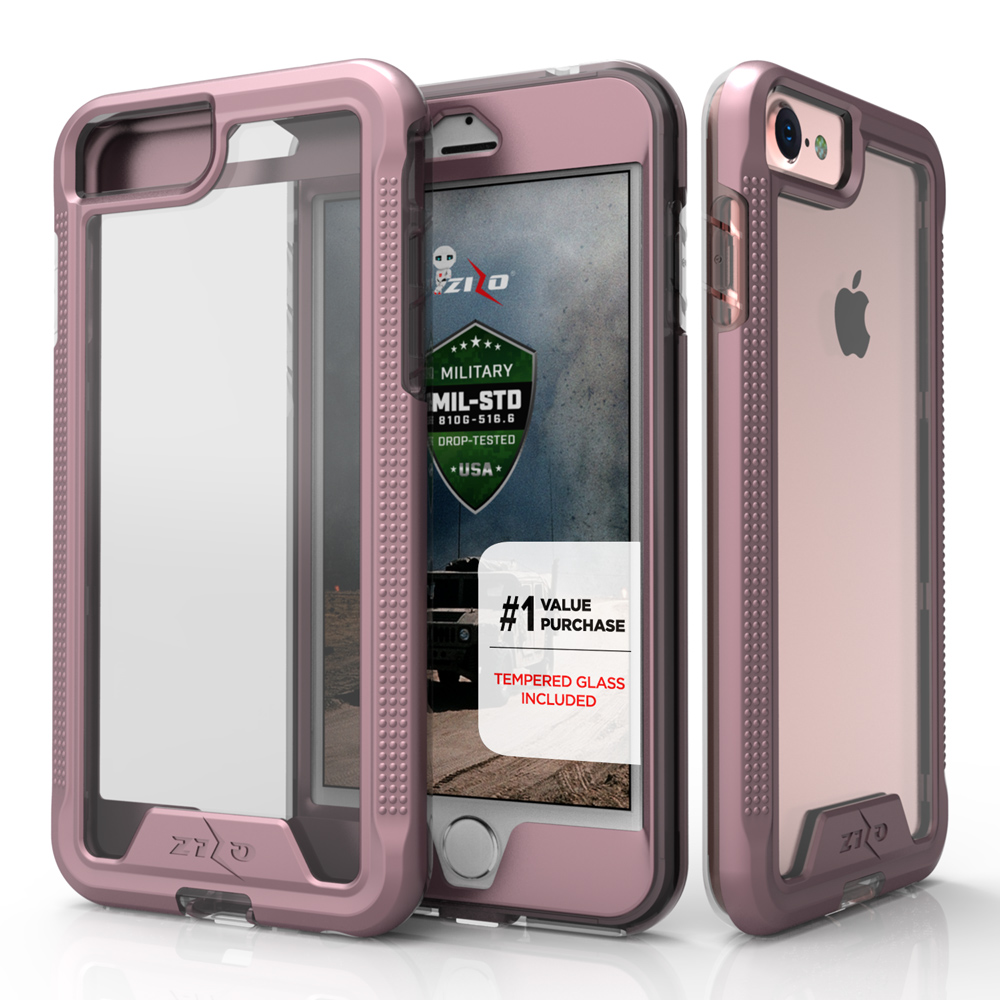 iphone 7 case glass screen protector