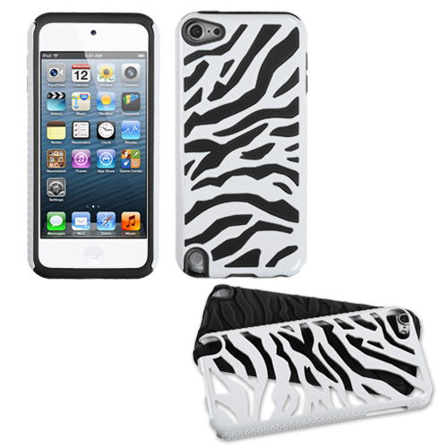 For-Apple-iPod-Touch-5th-6th-Gen-Hybrid-2-Piece-Hard-Soft-Case-Phone-Cover-Skin miniature 21