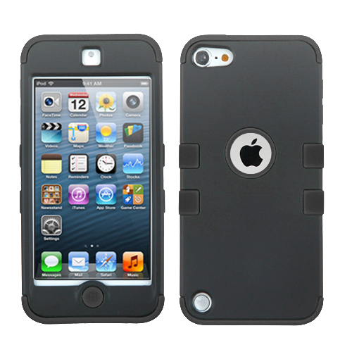 For-Apple-iPod-Touch-5th-6th-Gen-Hybrid-TUFF-IMPACT-Phone-Case-Hard-Rugged-Cover thumbnail 63
